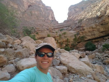 hiking in rak uae